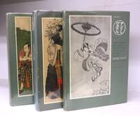 Catalogue of Highly Important Japanese Illustrated Books and Drawings, from the Henri Vever Collection (3 volumes)