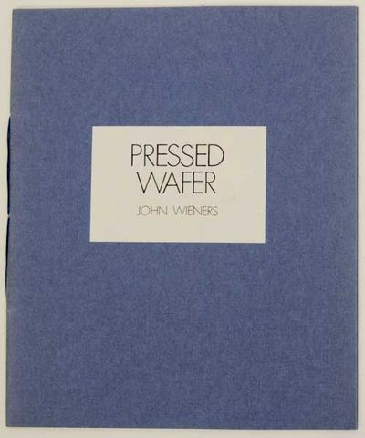 Buffalo, NY: Gallery Upstairs Press, 1967. First edition. Softcover. One of 900 copies. A near fine ...