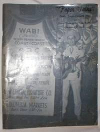 """Paper Talks"" Greater Bangor Edition 1987"