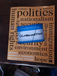 image of Introduction Globalization: Analysis and Readings