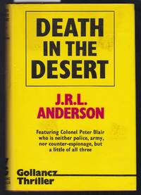 image of Death in the Desert