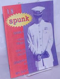 image of Spunk:kweer.kultur.kompendium issue 1.8, 02.07.93; NAMBLA.Homo Promo.Phyllis Diller.Dragstrip 911.Boy Scout