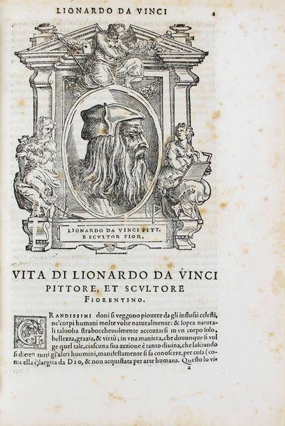 Le Vite de' piu eccellenti Pittori,...