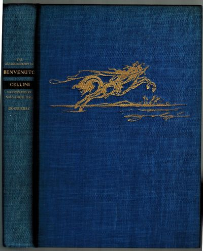 Garden City: Doubleday & Co., 1946. # 626 of 1,000 copies numbered and SIGNED BY ARTIST Salvador Dal...