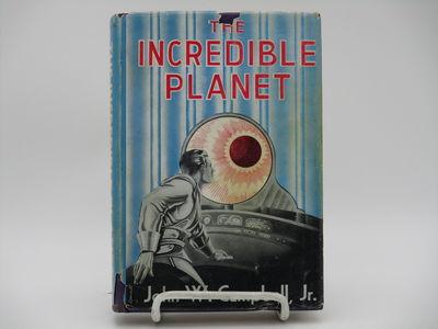 Reading. : Fantasy Press., 1949 . 1st Edition.. Blue cloth, gilt spine title. . Very good, light bum...