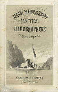 Sarony Major & Knapp Practical Lithographers, Engravers & Printers.  Handbill