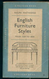image of English Furniture Styles from 1500 to 1830