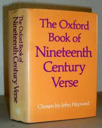 The Oxford Book of Nineteenth-Century Verse