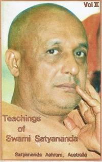 Teachings Of Swami Satyananda: Vol. II