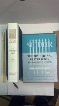The Traditional Prayer Book for Sabbath and Festivals in Slipcase