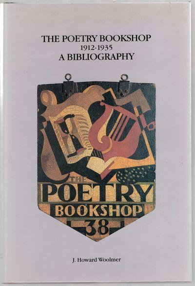 Revere, Pennsylvania: Woolmer Brotherson Ltd, 1988. Hardcover. Fine/Fine. First edition. Tall octavo...