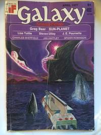 Galaxy Magazine, April 1977 (Vol. 38, No. 2)
