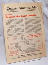 image of Central America alert: bulletin #6, November 1983