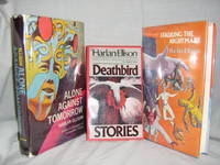 Stalking the Nightmare, Alone Against The Nightmare, 2 HC BCEs in DJS and Deathbird PB by Ellison, Harlan - 1982