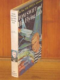 Tom Swift and his Flying Lab by Victor Appleton II - Hardcover - 1954 - from Shiny Owl Books and Biblio.com