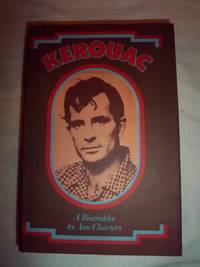 Kerouac: A Biography by  Ann Charters - Hardcover - 1973 - from Nocturne Books and Music (SKU: 101816)