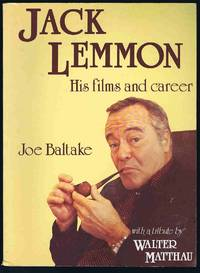 Jack Lemmon: His Films and Career