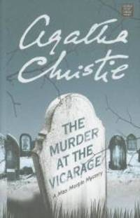image of The Murder at the Vicarage (Miss Marple Mysteries (Large Print))
