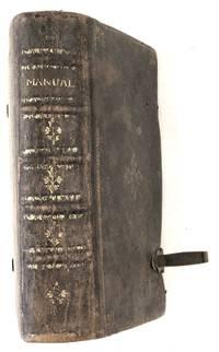 Manuale Officiorum pro Aliquibus Festis Domini Nostri Jesu Christi et Sanctorum in Mexicana Ecclesia