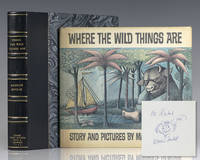 Where the Wild Things Are. by  Maurice Sendak - Signed First Edition - 1963 - from Raptis Rare Books (SKU: 99625)