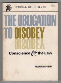 image of The Obligation to Disobey:  Conscience and the Law