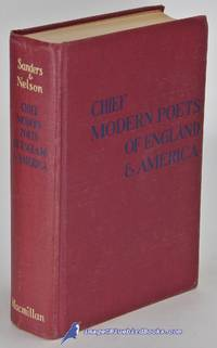 Chief Modern Poets of England and America: Third Edition