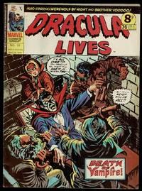 image of Dracula Lives No. 31