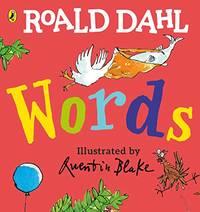 Roald Dahl: Words: A Lift the Flap Book