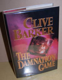 Damnation Game. Signed Copy.