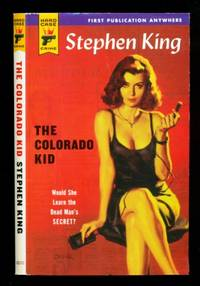 image of The Colorado Kid - A Hard Case Crime Novel