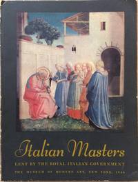 image of Italian Masters Lent by the Royal Italian Government