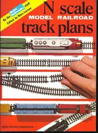 N Scale Model Railroad Track Plans (Model Railroad Handbook No. 7)