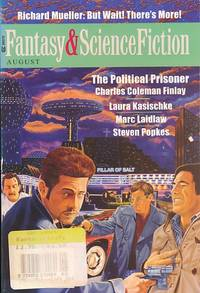 The Magazine of Fantasy and Science Fiction. Volume 115 No 2. August 2008