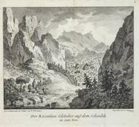 Die Eisgebirge des Schweizerlandes