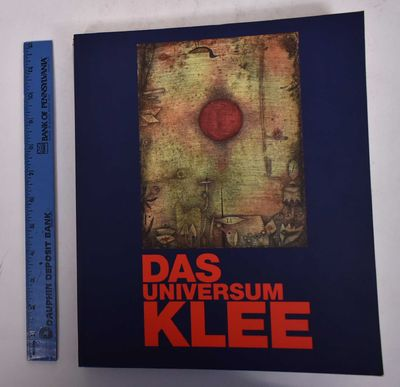 Ostfildern: Hatje Cantz, 2008. Paperback. VG-. Navy and color-illustrated wraps with red lettering. ...