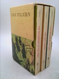 The Lord of the Rings Trilogy  3 volume set  1971  Authorized Canadian Edition of the Famous Heroic Tale Part One: The Fellowship of the Ring  Part Two: The Two Towers  Part Three: The Return of the King