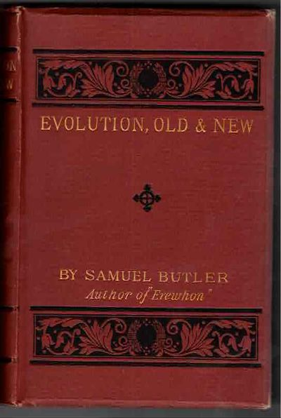 Evolution, Old and New; or, the...