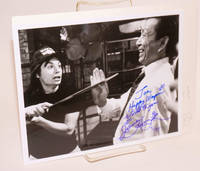 Publicity photo; James Hong and Mike Meyers from Wayne's World