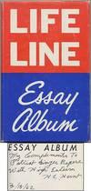 Life Line Essay Album