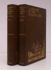 image of History of the English Turf 1904-1930. Supplementary to History of the English Turf by Sir T.A. Cook. FINE COPY