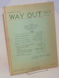 image of Way out, vol. 22, no. 1, January - February 1966