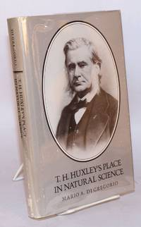image of T. H. Huxley's place in natural science