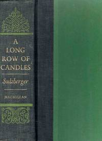 image of A Long Row of Candles Memoirs & Diaries 1934-1954