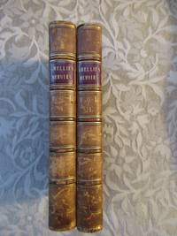 Memoirs of the Life, Writings, & Correspondence of William Smellie, Late Printer in Edinburgh, Secretary and Superintendant of Natural History to the Society of Scotish Antiquaries, &c. - Volumes I & II  [2 Volumes]