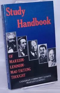 image of Study handbook of Marxism - Leninism - Mao Tsetung thought