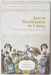 image of Jesuit mapmaking in China: D'Anville's Nouvelle atlas de la Chine (1737)