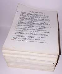 Documents Pertaining to Relations between Grenada, the USSR, and Cuba (aka Captured Documents)