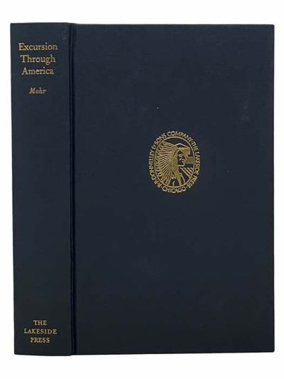 Chicago: The Lakeside Press / R.R. Donnelley & Sons Company, 1973. First Thus. Hard Cover. Fine/No J...