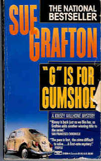 G Is for Gumshoe (Kinsey Millhone Mystery Ser.)