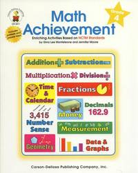 Math Achievement Grade 4: Enriching Activities Based on NCTM Standards.